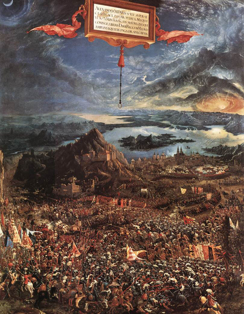 The Battle of Alexander